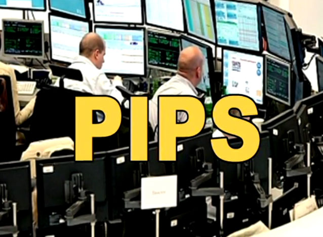 Forex Market moves in pips