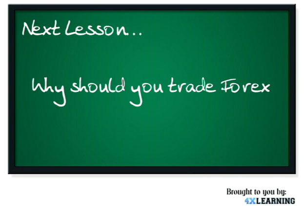Why should you trade Forex