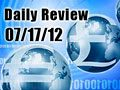 Daily Forex Market Review 07/17/12 (+20 pips)