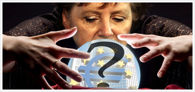 Merkel: Not Sure The European Project (Or Euro) Will Work…