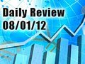 Daily Forex Market Review 08/01/12 (+15 pips)