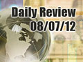 Daily Forex Market Review 08/07/12 (+35 pips)