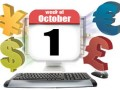 Forex Market Review And News Calendar For October 1 ~ 5, 2012