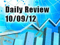 Daily Forex Market Review 10/09/12 (+30 pips)