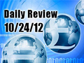 Daily Forex Market Review 10/24/12 (+60 pips)