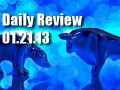 Daily Forex Market Review 01/21/13 (+135 pips)
