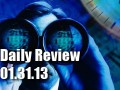 Daily Forex Market Review 01/31/13 (+79 pips)
