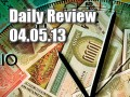 Daily Forex Market Review 04/05/13 (+675 pips)