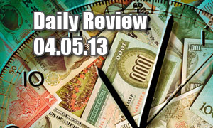 Daily Forex Market Review 04/06/13 (+675 pips)