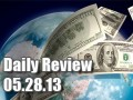 Daily Forex Market Review 05/28/13 (+30 pips)