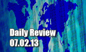 Daily Forex Market Review 07/02/13 (+35 pips)
