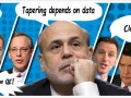 When Will The Fed Taper?