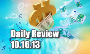 Daily Forex Market Review 10/16/13 (+85 pips)