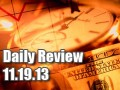 Daily Forex Market Review 11/19/13 (+27.5 pips)