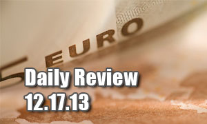 Daily Forex Market Review 12/17/13 (+25 pips)