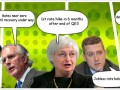 Fed Officials Widely Support Yellen's Timeline For Policy Tightening…