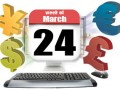 Fundamental Analysis Review And Forex Calendar March 24 ~ 28, 2014