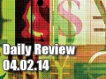 Daily Forex Market Review 04/02/14 (+45 pips)