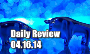 Daily Forex Market Review 04/16/14 (+30 pips)
