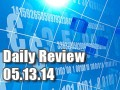 Daily Forex Market Review 05/13/14 (+40 pips)