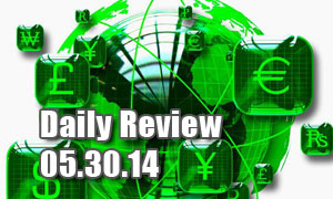 Daily Forex Market Review 05/30/14 (+27.5 pips)