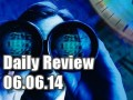 Daily Forex Market Review 06/06/14 (+45 pips)
