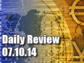 Daily Forex Market Review 07/10/14 (+15 pips)
