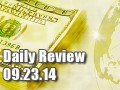 Daily Forex Market Review 09/23/14 (+55 pips)