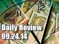 Daily Forex Market Review 09/24/14 (+51 pips)