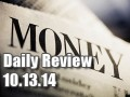 Daily Forex Market Review 10/13/14 (+50 pips)