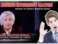 What do rising interest rates mean to most Americans?