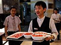 China services PMI inches higher in March but employment, new business fall