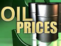 Oil prices fall on high supply outlook, despite Mideast violence